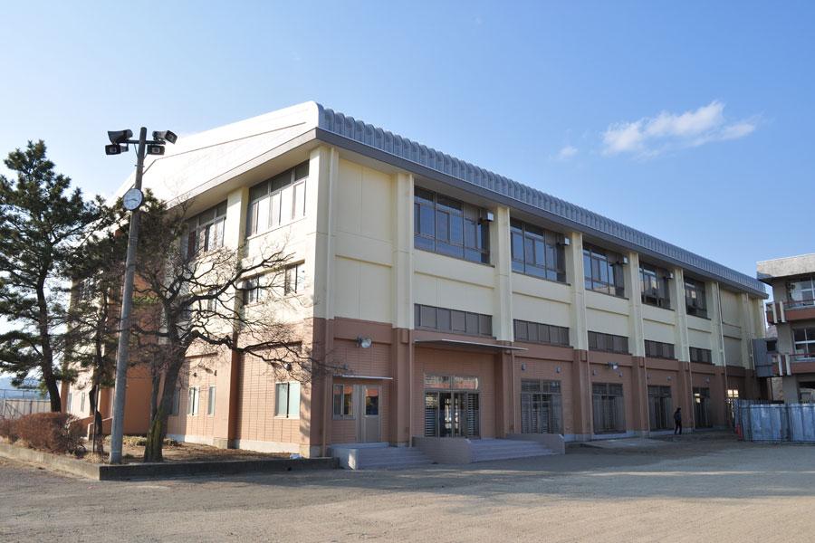 安中市立第一中学校体育館耐震補強及び大規模改造工事