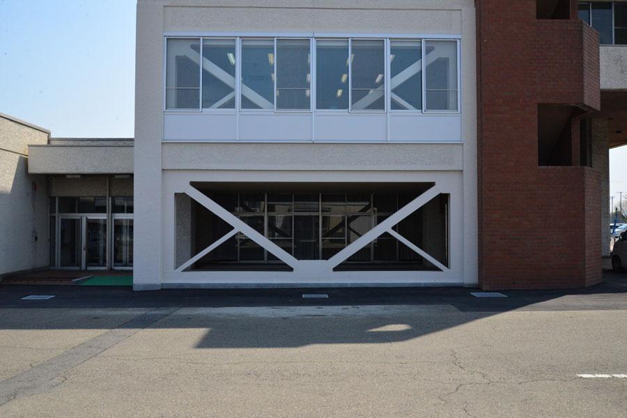 神川町役場耐震改修工事